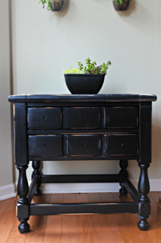 End Table Refresh