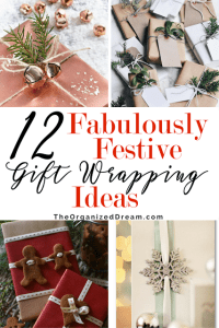 12 Christmas Gift Wrapping Ideas