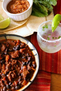 Easy Mexican Skillet & Chopped Salad Dinner Party