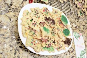 Homemade Sugar Cookies and a Christmas Tradition