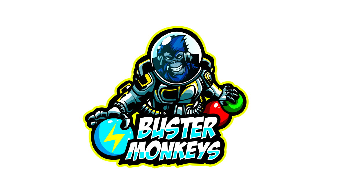 Buster Monkeys Logo