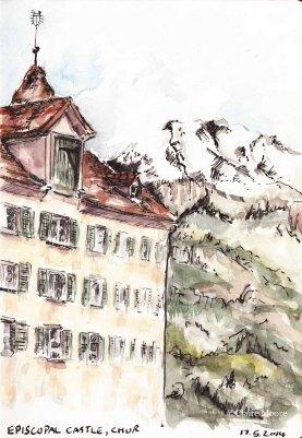 Chur Episcopal Castle