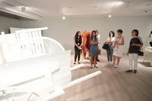 CMO Society üyeleri Bienal'de buluştu