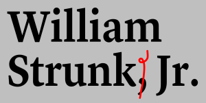 William Strunk Jr.