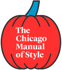 The Chicago Manual of Style Pumpkin