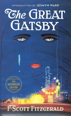 Cover of The Great Gatsby, with an introduction by Jesmyn Ward