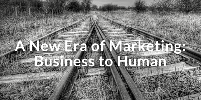 Marketing: business to human