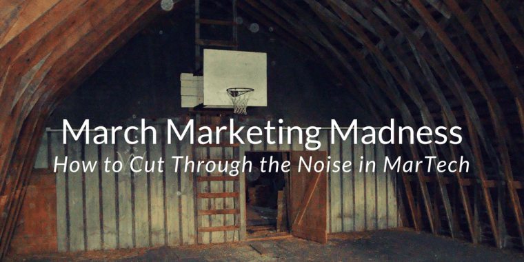 March Marketing Madness