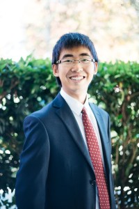 Second Year Rep - Sean Qi