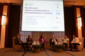 Dr. Noble at Standards Council - Singapore 2013