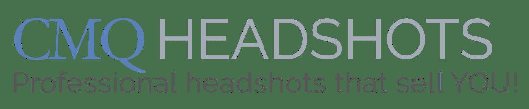 CMQ HEADSHOTS LOGO