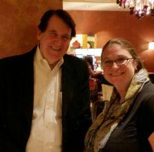 Spielberger with CMA President Kelley Lash