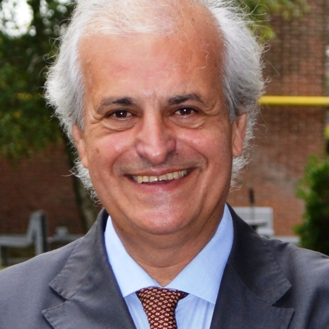 Prof Roberto Orecchia, MD
