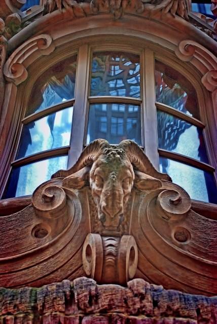 Side Street Window