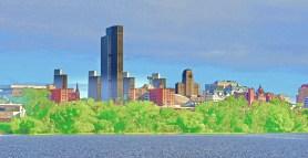 Albany Skyline Topaz