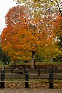 Central Park Schiller Bust