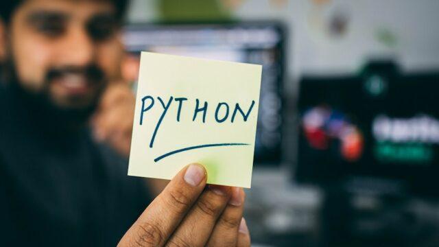 Skooldio blog - Python คืออะไร? | Python