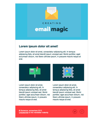 See more ideas about email cover letter, html email, email templates. Build An Html Email Template From Scratch