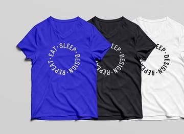 Kami menyediakan desain kaos polos. 25 Terbaik Gratis Photoshop Psd T Shirt Mockup Template