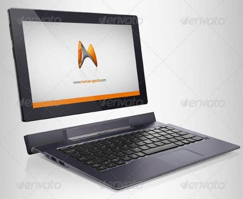 Is it possible to rewire them to accept other inputs? 27 Best Laptop Mockups