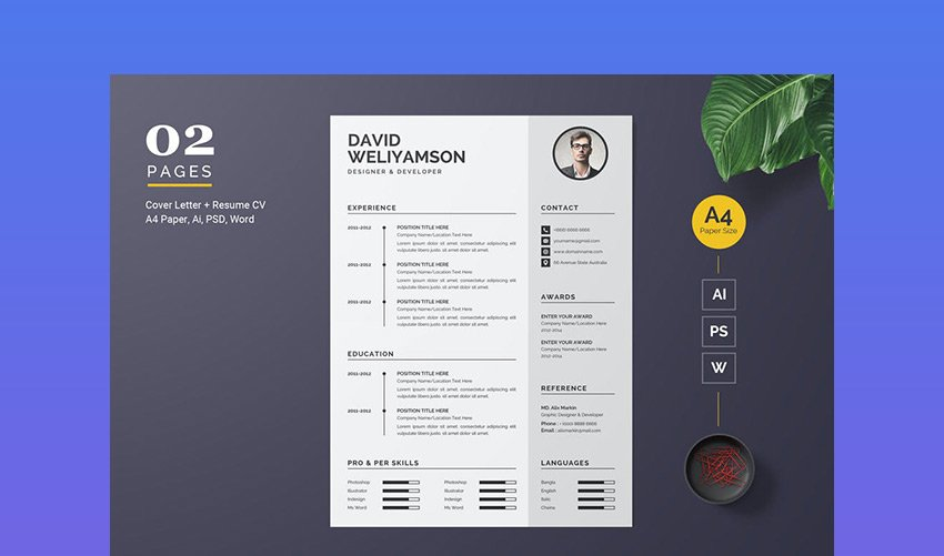 Free downloadable resume templates (available for word, libreoffice, google docs). Free Resume Templates Open Office Libreoffice Ms Word