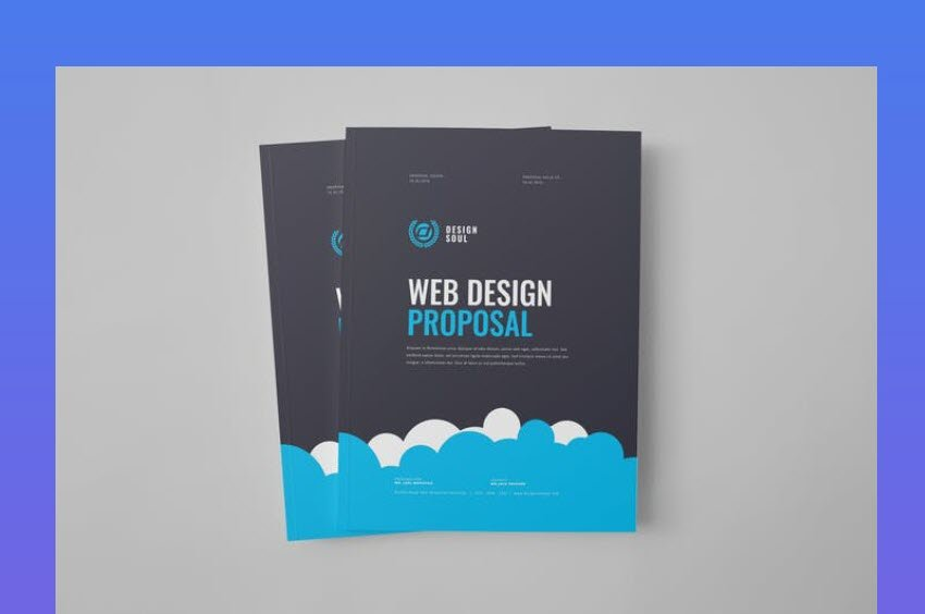 If you're a marketing agency, consultant, or freelancer pitching web design services, our free sample web design proposal template shows an example of how to pitch your design and development services. Best Free Website Design Development Proposal Templates 2021