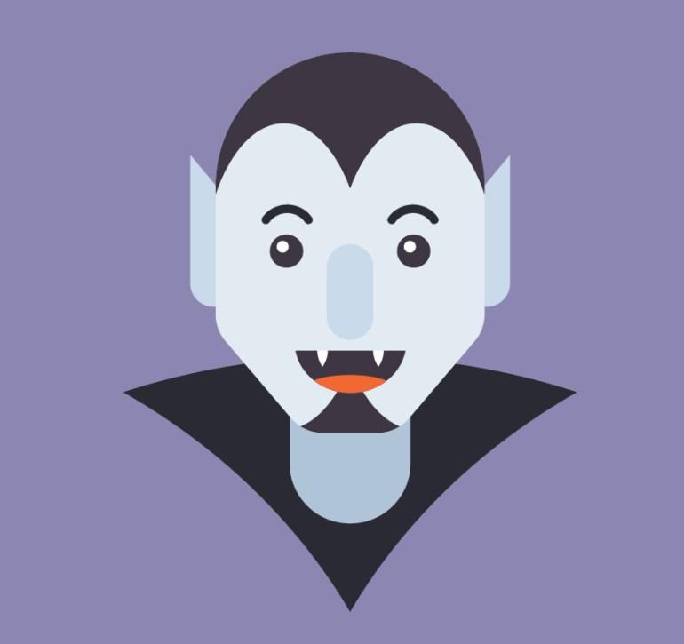 vampire icon is ready