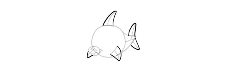 chibi shark fins full