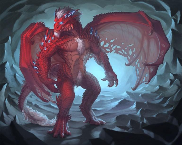 anthro dragon furry iguancheg