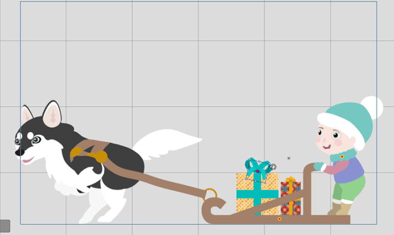 simple animation crazytalk