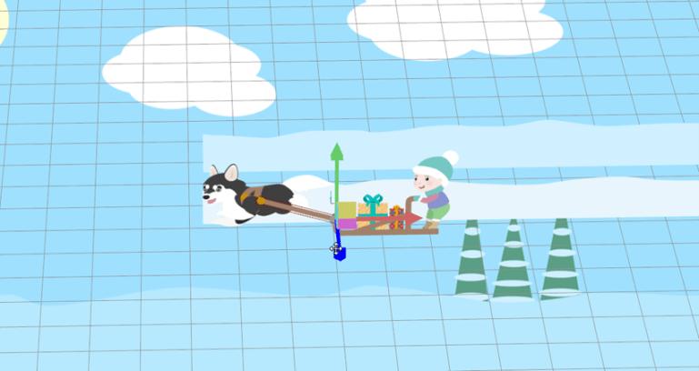 animated background crazytalk