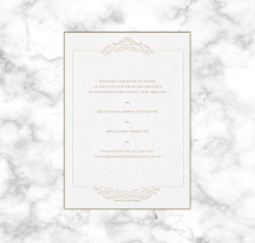 Reverse Of Invite