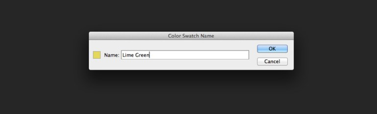 color swatch name