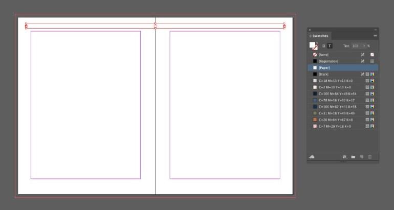 paper font color