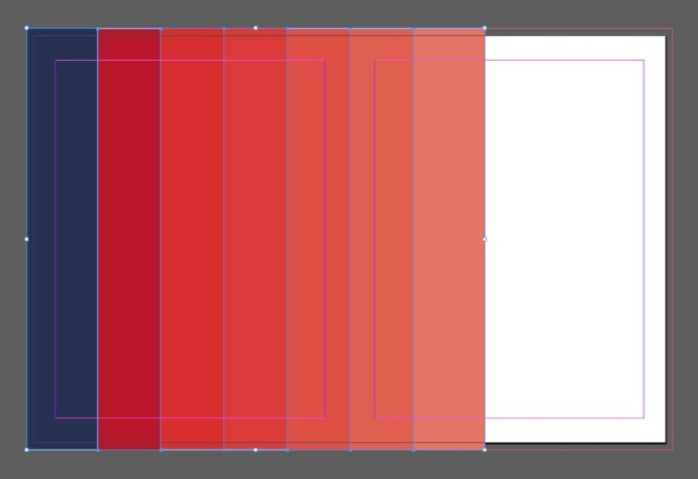gradient bars extended