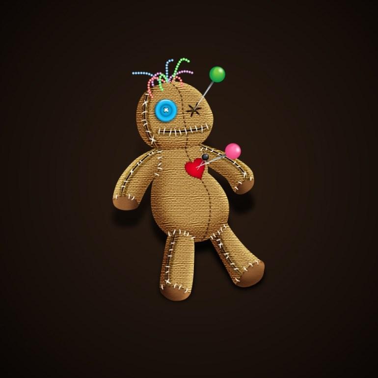 voodoo doll final image