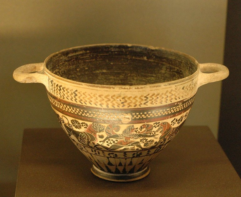 Orientalizing Style Pottery