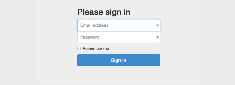 Two Factor Auth Login and Registration
