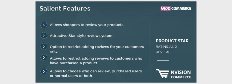 WooCommerce Product Star Rating and Review