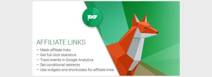Affiliate Links WordPress Plugin for Link Shortening and Masking