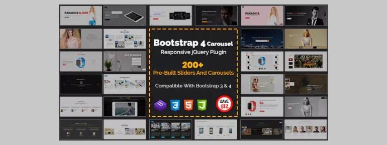 Bootstarp 4 Carousel