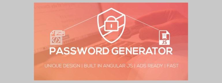 Password Generator Script