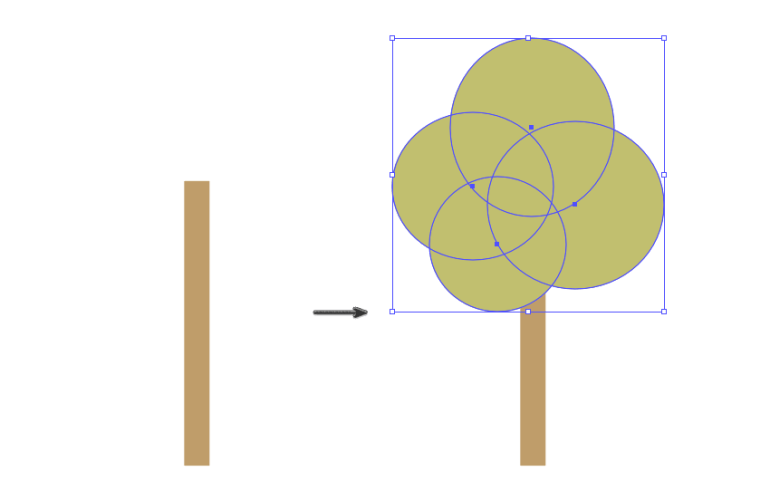 how to create the tree