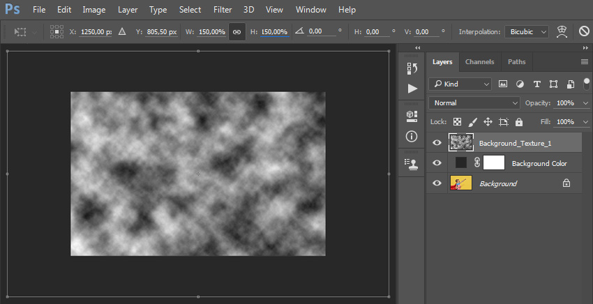 Transformando la capa Background_Texture_1