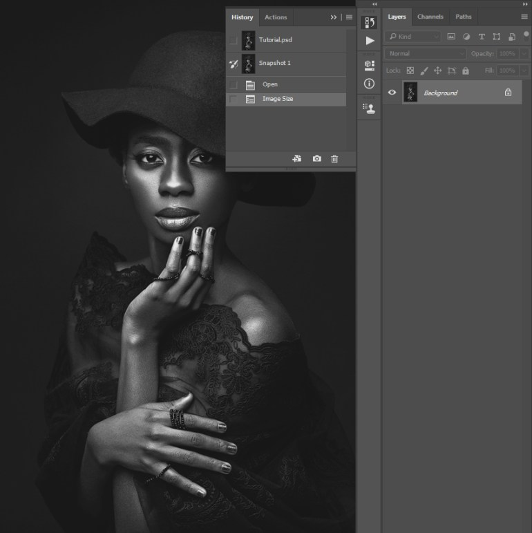 Creating new snapshot