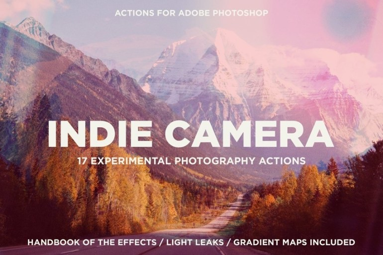Indie Camera Actions