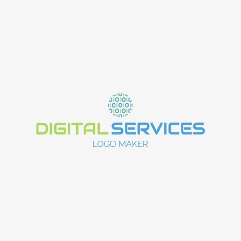 Tech Company Logo Maker