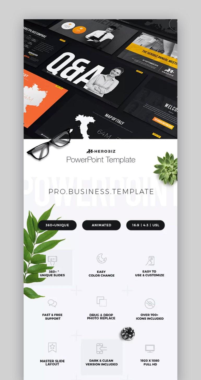 Herobiz Business Plan