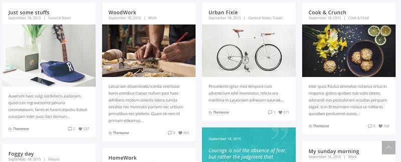 The Grid WordPress plugin
