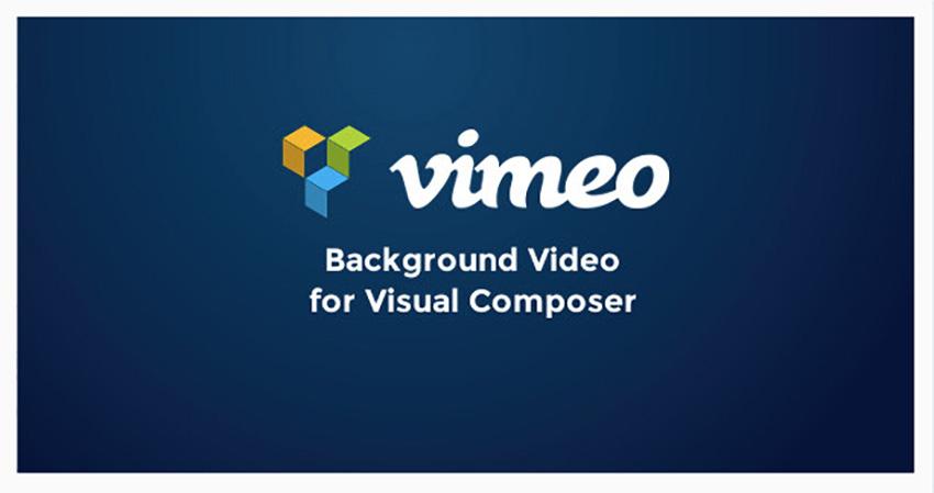 Vimeo Фоновое видео для визуального композитора